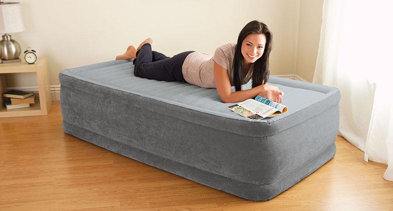 Matelas et lits gonflables : pour des nuits reposantes