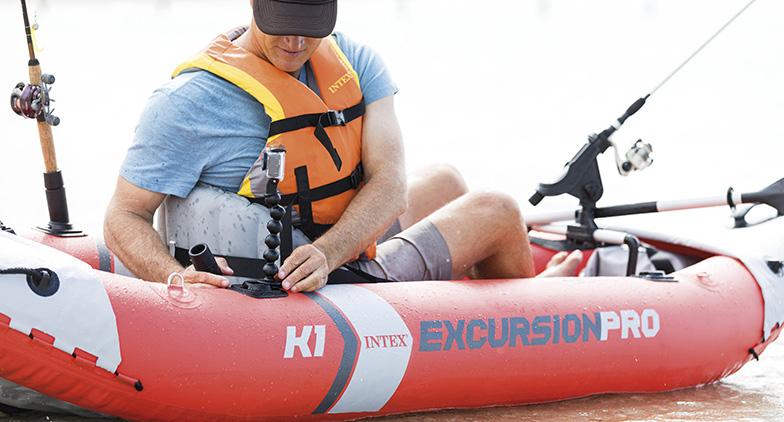 Un nouveau Kayak pour des balades en solitaire