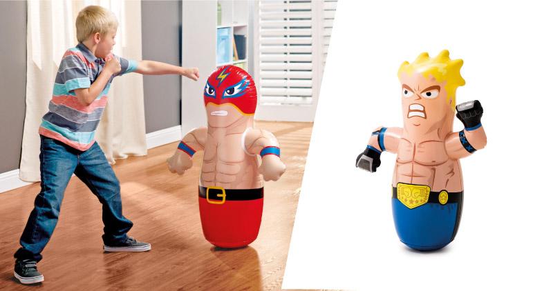 Boxez comme un champion grâce à notre ring de boxe gonflable