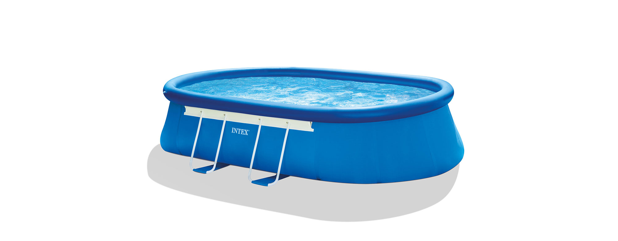 Installer ma piscine Ellipse Intex