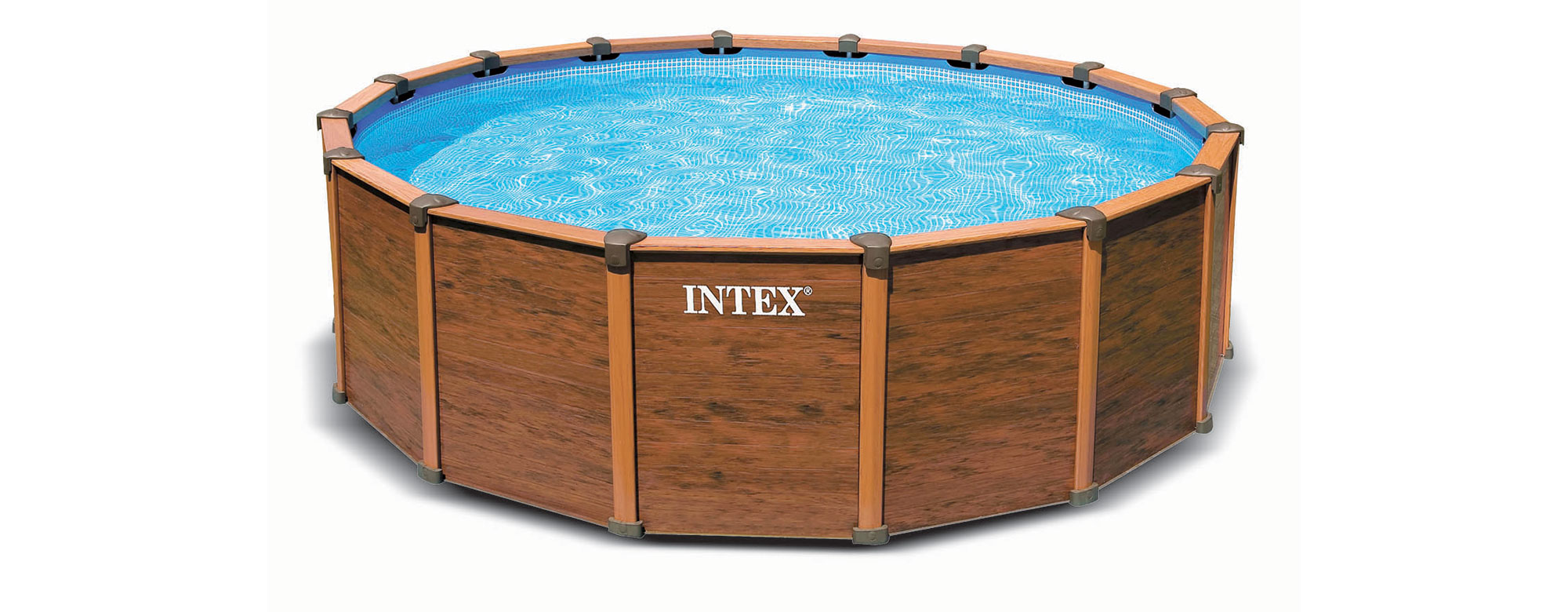 Installer ma piscine sequoia Intex