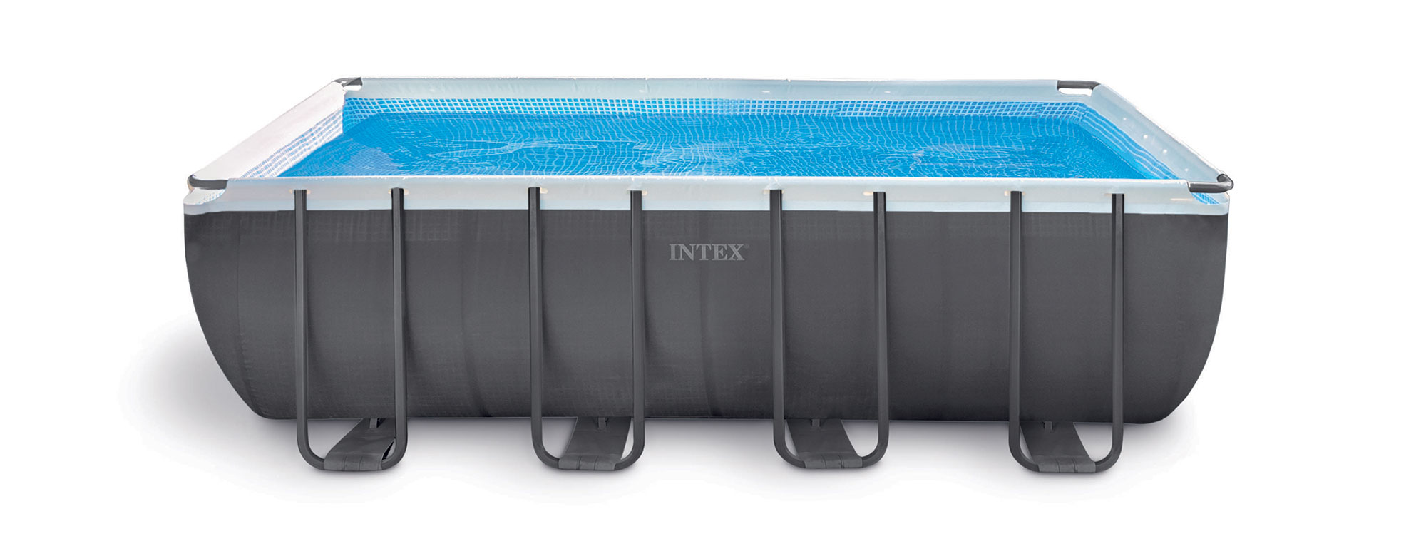 Installer ma piscine tubulaire rectangulaire Intex
