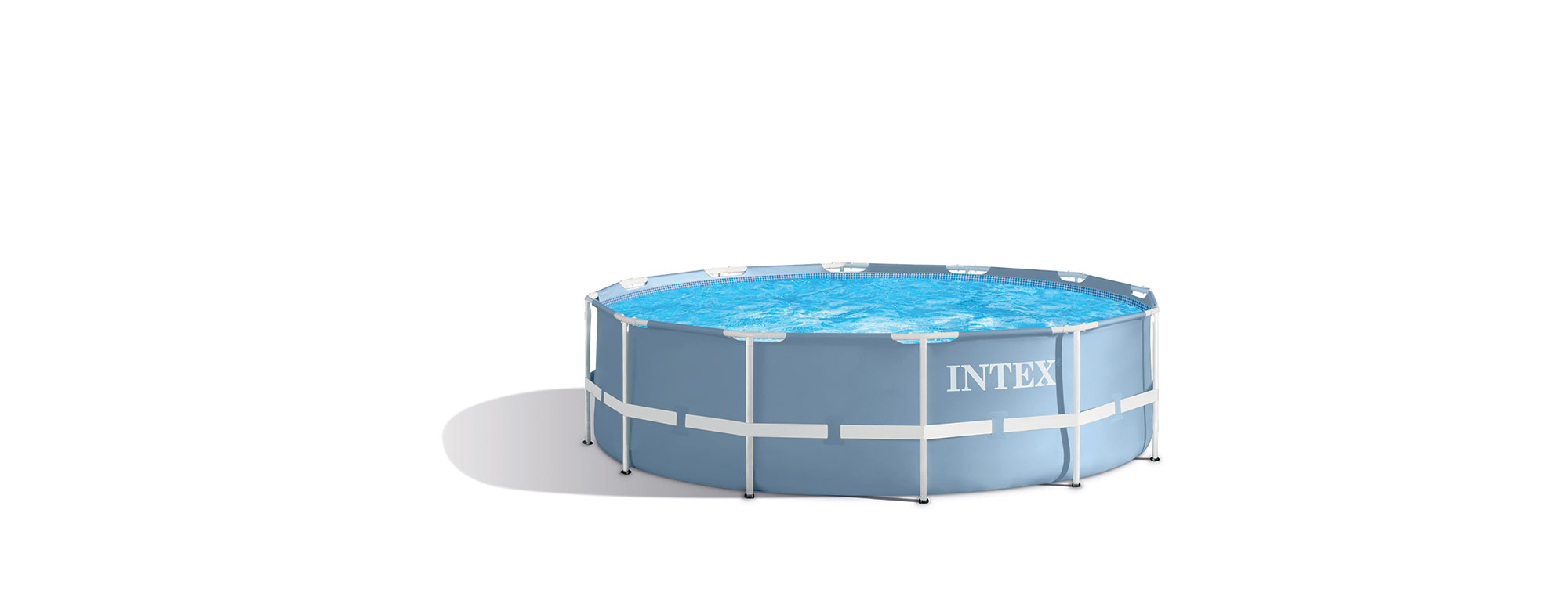 Installer ma piscine tubulaire ronde Intex