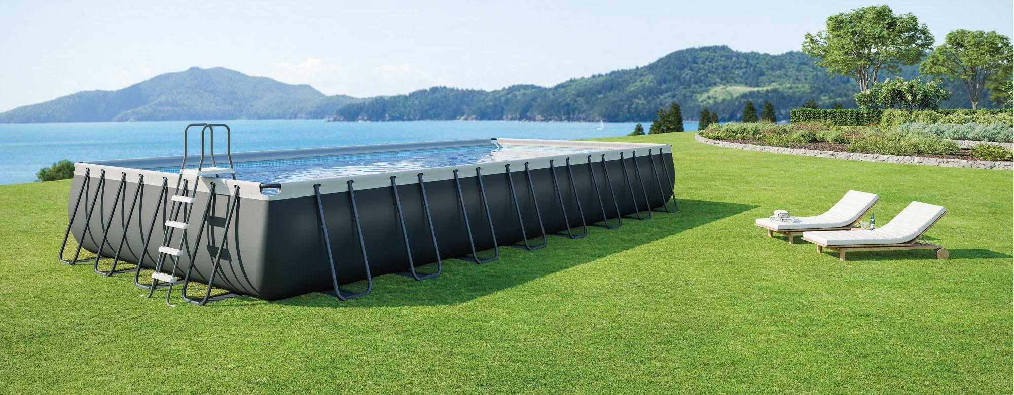 Les piscines Intex, partenaires officielles d'un été rafraîchissant
