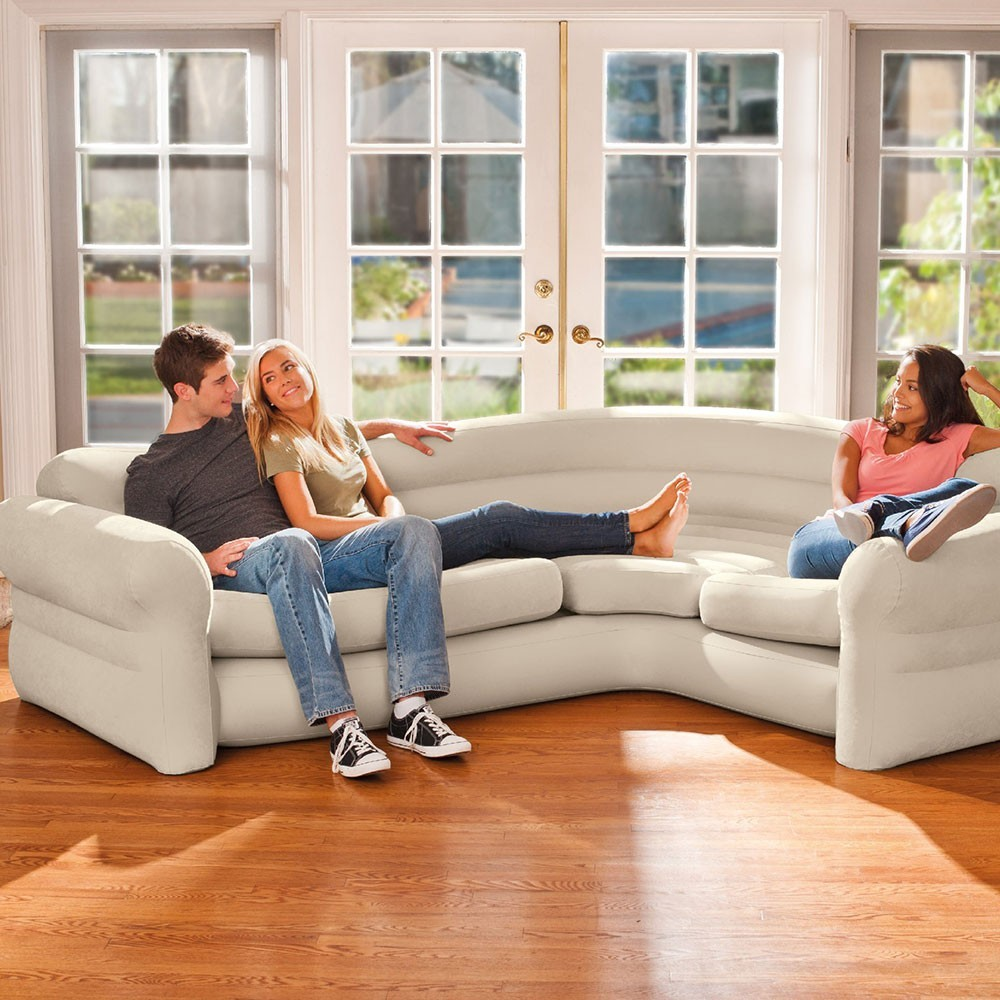 Mobilier gonflable Intex : Confortable, pratique et design